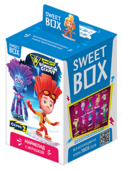 Мармелад Sweet Box Фиксики 2 ассорти 10 г