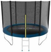 Каркасный батут EVO Jump 8FT External 244х244х210 см