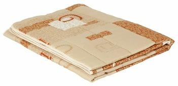 Одеяло OL-tex Овечья шерсть МШПЭ-15-1 140x205