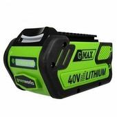 Аккумуляторный блок greenworks G40B4 29727 40 В 4 А·ч
