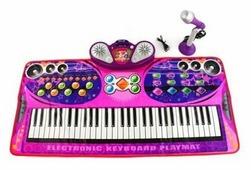 Наша игрушка пианино SLW-9728