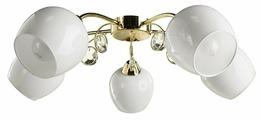 Люстра Arte Lamp Millo A9549PL-5GO, E27, 300 Вт