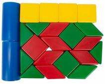 Кубики Десятое королевство Рыбка 00916