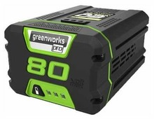 Аккумуляторный блок greenworks G80B4 2901307 80 В 4 А·ч