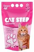 Наполнитель Cat Step Силикагелевый Sacura (3.8 л)