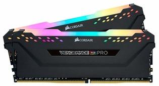 Оперативная память 8 ГБ 2 шт. Corsair CMW16GX4M2C3000C15