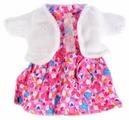 Карапуз Платье и шубка для кукол 40 - 42 см B1552480-RU