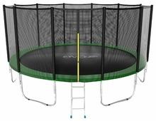 Каркасный батут EVO Jump 16FT External 488х488х265 см