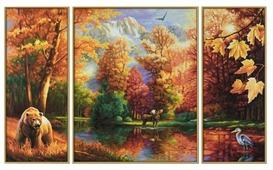"""Schipper Картина по номерам """"Осень"""" 50х80 см (9260650)"""