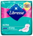Libresse прокладки Ultra Super DUO с мягкой поверхностью