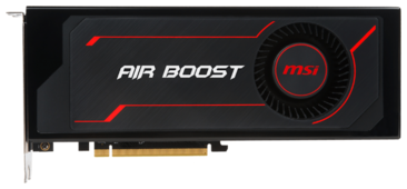 Видеокарта MSI Radeon RX Vega 56 1181MHz PCI-E 3.0 8192MB 1600MHz 2048 bit HDMI HDCP Air Boost OC