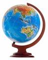 Глобус физический Глобусный мир 250 мм (10011)