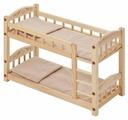 PAREMO Кукольная кроватка двухъярусная (PFD116-05)