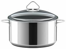 Кастрюля ВСМПО-Посуда Гурман-Стекло 220350 5 л
