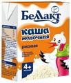 Каша Беллакт молочная рисовая (с 4 месяцев) 207 г