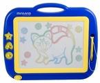 Доска для рисования детская Miniland Джамбо со штампами (97932)