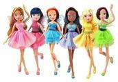 Кукла Winx Club Мода и магия-4, 28 см, IW01481700