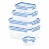 EMSA Набор контейнеров CLIP & CLOSE из 5 предметов 512753
