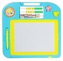 Доска для рисования детская Junfa toys со счетами (2118)