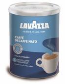Кофе молотый Lavazza Caffe Decaffeinato жестяная банка
