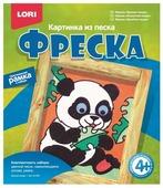 "LORI Фреска из песка ""Крошка панда"" (Кп-004)"