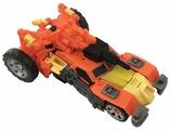 Робот-трансформер База игрушек Защитник 3 в 1