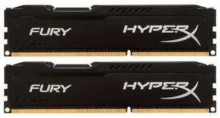 Оперативная память 8 ГБ 2 шт. HyperX HX316C10FBK2/16
