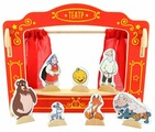 Мир деревянных игрушек Кукольный театр (Д170)