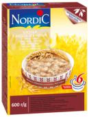 Nordic Хлопья 5 видов зерновых, 600 г