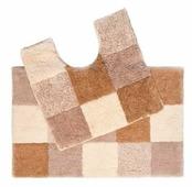 Комплект ковриков IDDIS 460M580i13, 50х50 см, 50х80 см