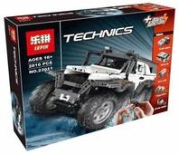 Электромеханический конструктор Lepin Technican 23011 Авторос Шаман 8х8