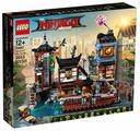 Конструктор LEGO The Ninjago Movie 70657 Порт Ниндзяго Сити