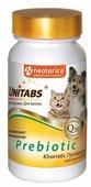 Добавка в корм Unitabs Prebiotic для кошек и собак