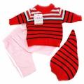 Карапуз Комплект одежды для кукол 40 - 42 см B651827-RU