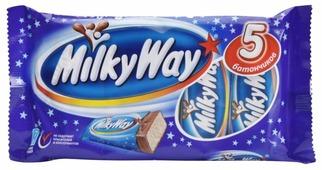 Батончик Milky Way с суфле, 26 г, мультипак