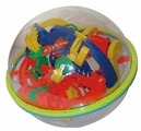 Головоломка Icoy toys Шар-лабиринт LXP-923A