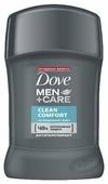 Антиперпирант стик Dove Men + Care Экстразащита и уход