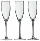 Luminarc Набор фужеров для шампанского Signature 3 шт 170 мл J9756