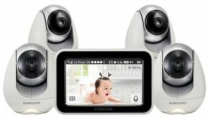Видеоняня Samsung SEW-3053WPX4