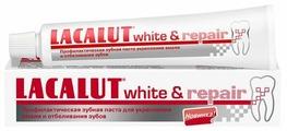Зубная паста Lacalut White & Repair