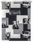 Рулонная штора Уют 8950 Нью-Йорк