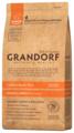 Корм для собак Grandorf Ягнёнок с рисом Юниоры