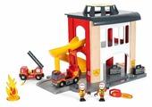 Brio Игровой набор Пожарная станция 33833