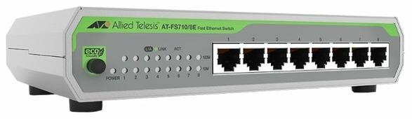 Коммутатор Allied Telesis AT-FS710/8E