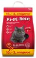 Наполнитель Pi-Pi-Bent Классик (12 кг)