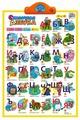 Электронный плакат Kribly Boo Сказочная Азбука