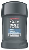 Антиперспирант стик Dove Men + Care Прохладная свежесть