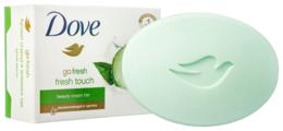 Крем-мыло кусковое Dove Прикосновение свежести