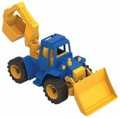 Трактор Нордпласт Ангара с грейдером и ковшом (141) 40 см
