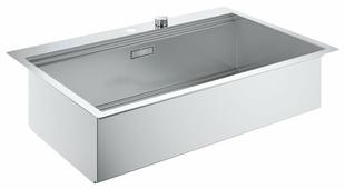 Врезная кухонная мойка Grohe K800 31584SD0